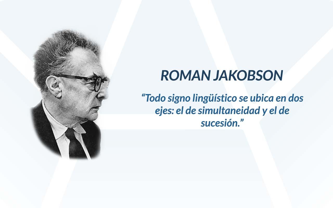 Roman Jakobson frase